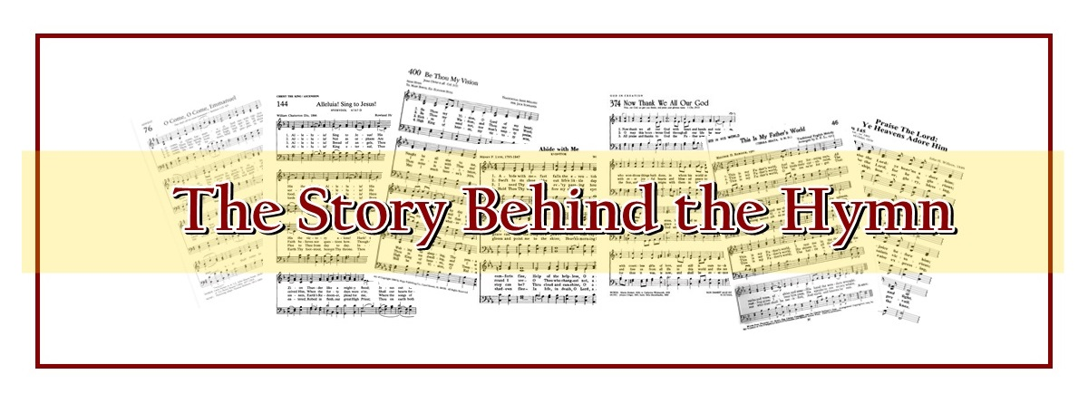The Story Behind the Hymn | Anglican Parish of Derby and